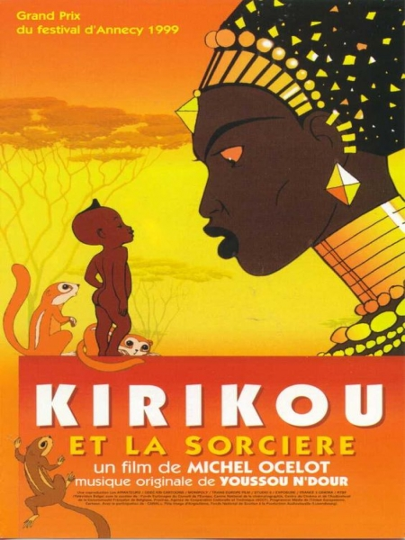 Cine974, Kirikou et la sorcière
