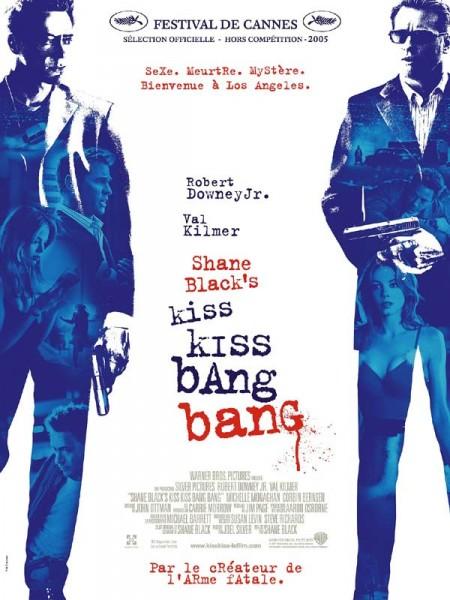 Cine974, Kiss kiss, bang bang