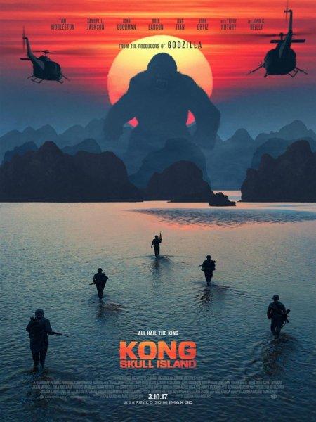Cine974, Kong: Skull Island
