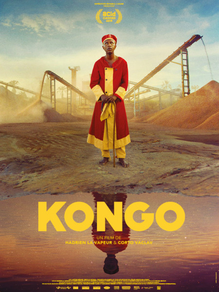 Cine974, Kongo