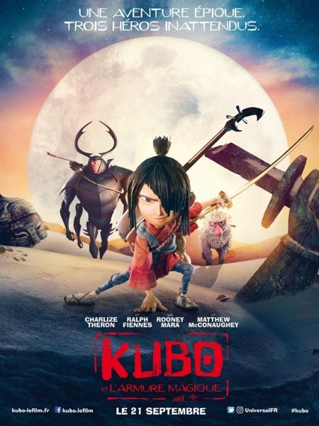 Cine974, Kubo et l'armure magique
