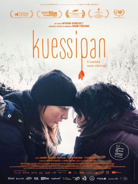 Cine974, Kuessipan
