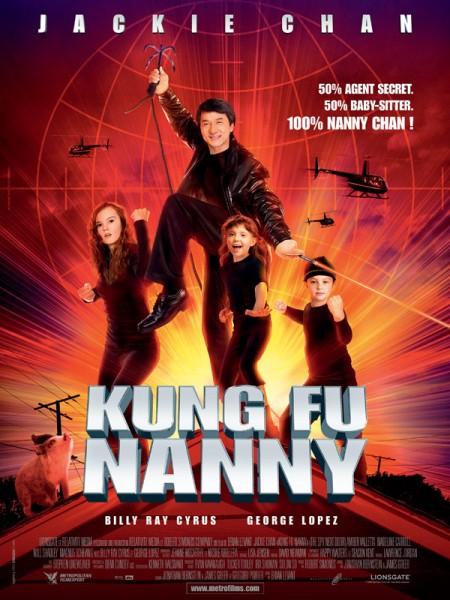 Cine974, Kung Fu Nanny