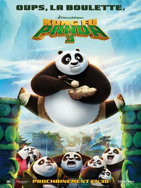 Cine974, Kung Fu Panda 3