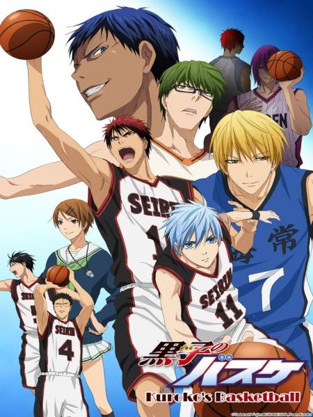 Cine974, Kuroko's Basket