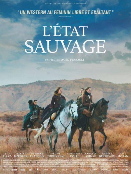 Cine974, L' Etat Sauvage