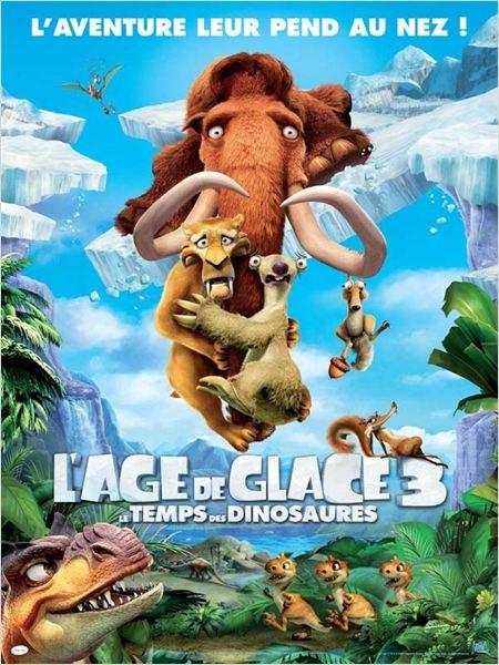 Cine974, L'Âge de glace 3 - Le Temps des dinosaures