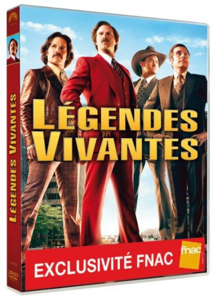 Cine974, Légendes Vivantes