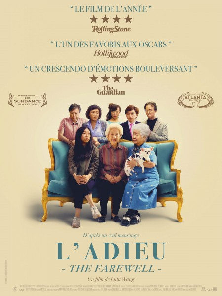 Cine974, L'Adieu