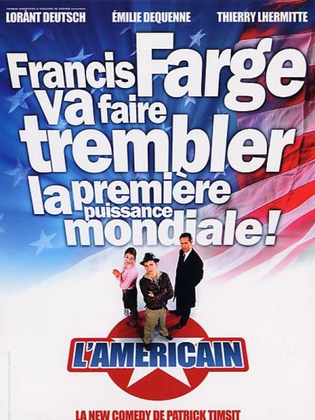Cine974, L'Américain