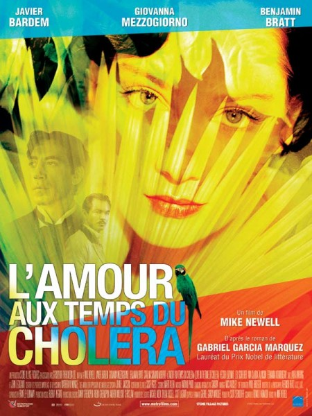 Cine974, L'Amour aux temps du choléra