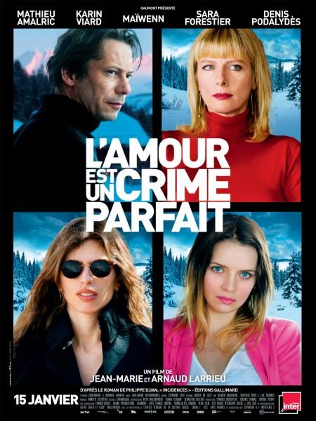 Cine974, L'Amour est un crime parfait