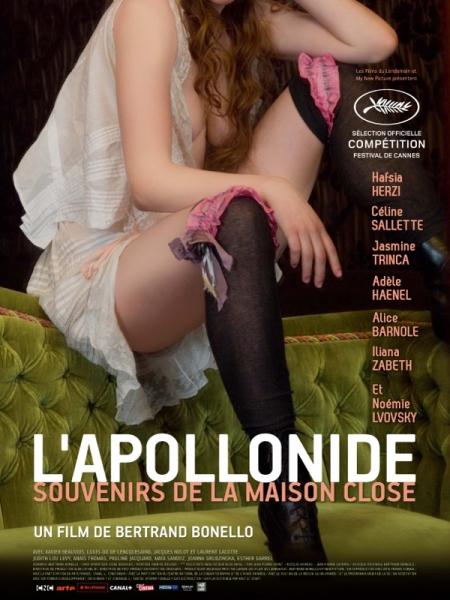 Cine974, L'Apollonide - souvenirs de la maison close