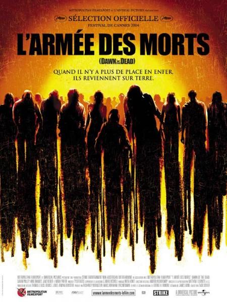 Cine974, L'Armée des morts