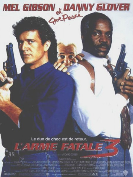 Cine974, L'Arme fatale 3