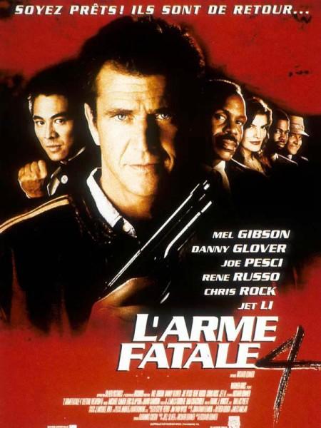 Cine974, L'Arme fatale 4