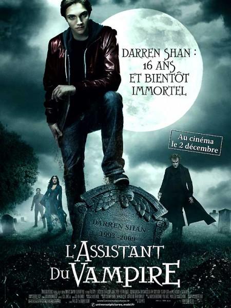 Cine974, L'Assistant du vampire