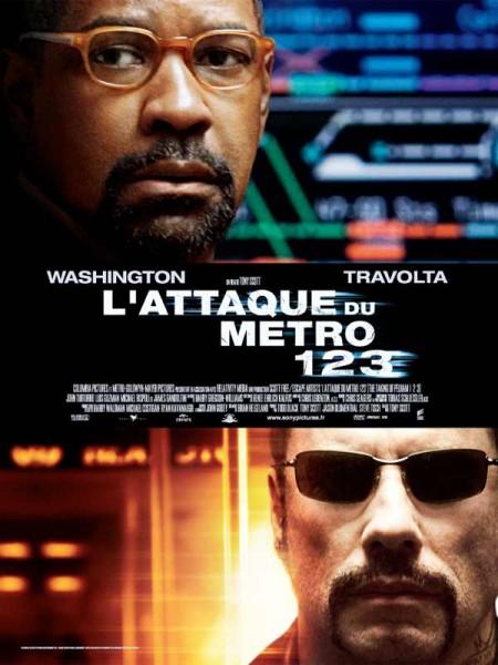 Cine974, L'Attaque du métro 123