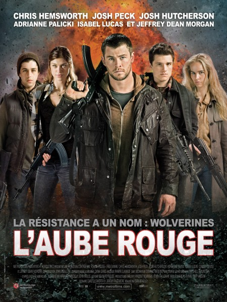 Cine974, L'Aube rouge