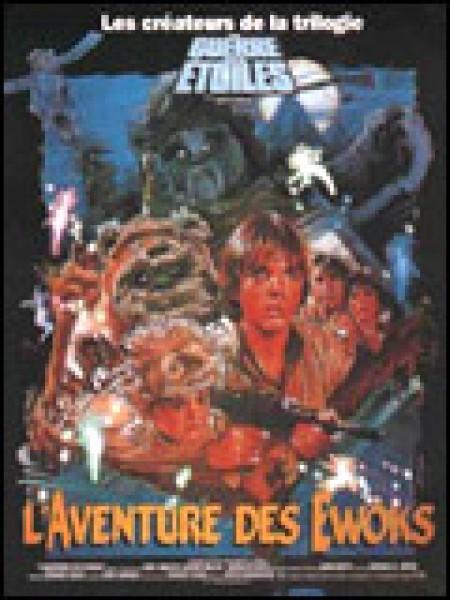 Cine974, L'Aventure des Ewoks : la caravane de courage