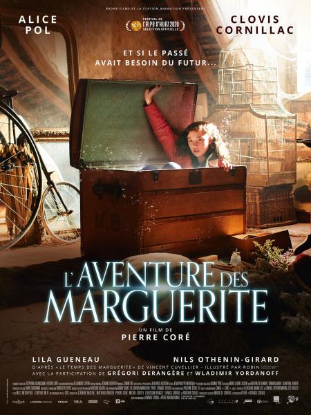 Cine974, L'Aventure des Marguerite