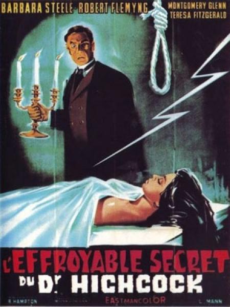 Cine974, L'Effroyable secret du Docteur Hichcock