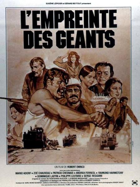 Cine974, L'Empreinte des géants