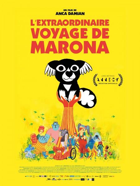 Cine974, L'Extraordinaire Voyage de Marona