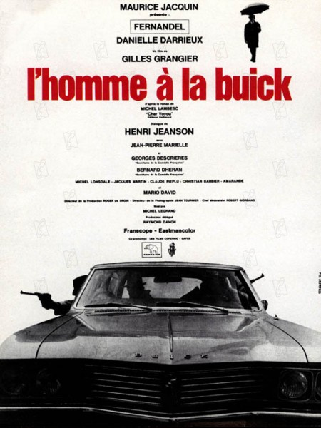 Cine974, L'Homme à la buick