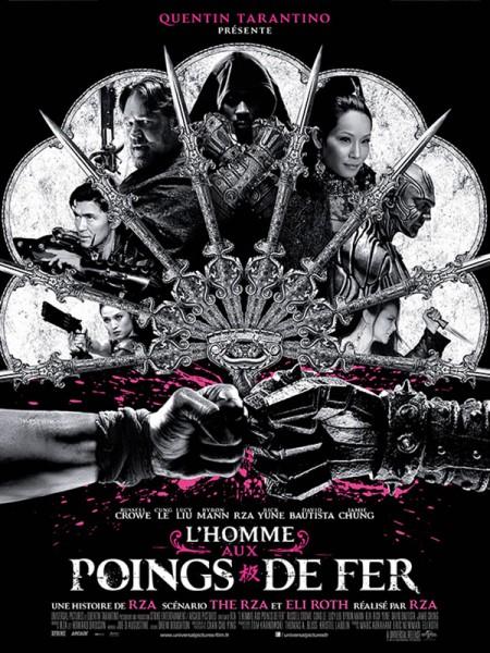 Cine974, L'Homme aux poings de fer
