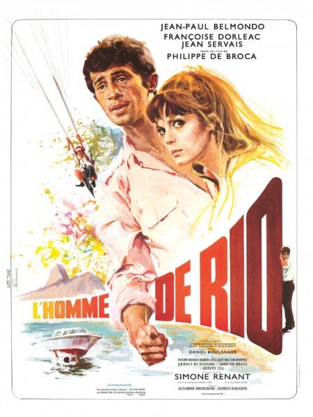 Cine974, L'Homme de Rio