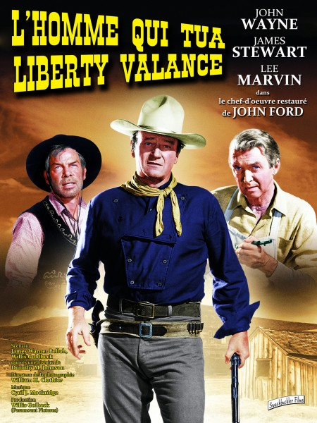 Cine974, L'Homme qui tua Liberty Valance