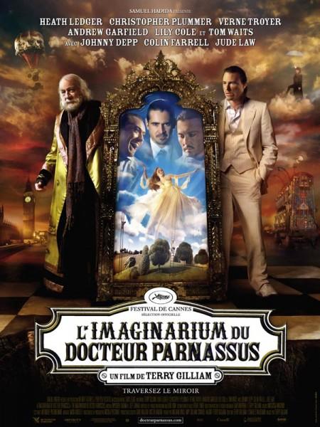 Cine974, L'Imaginarium du Docteur Parnassus