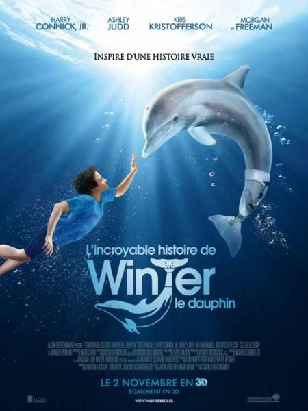 Cine974, L'Incroyable histoire de Winter le dauphin