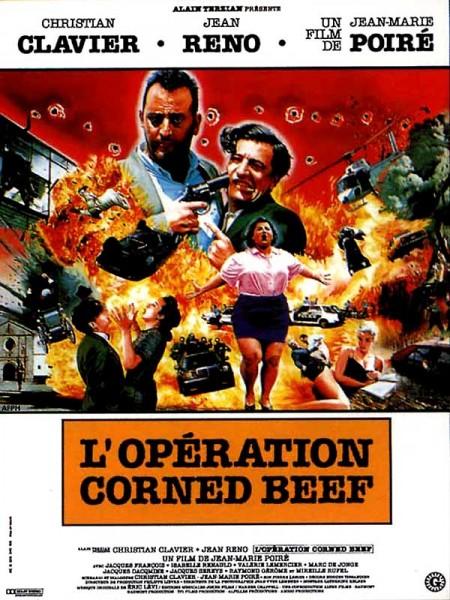 Cine974, L'Opération Corned beef