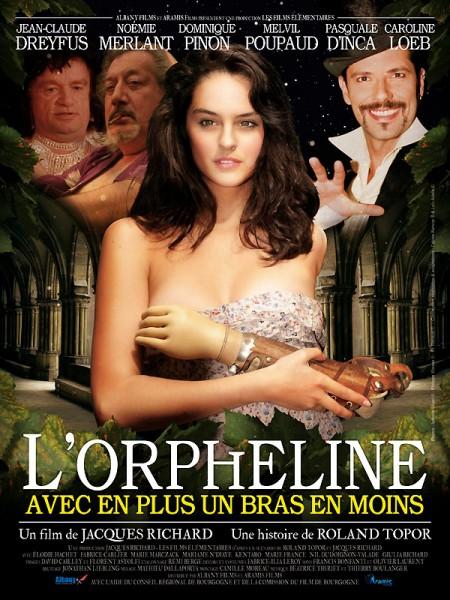 Cine974, L'Orpheline avec en plus un bras en moins