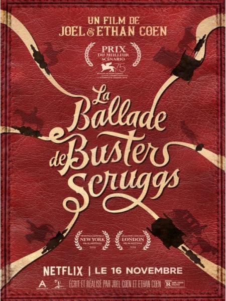 Cine974, La Ballade de Buster Scruggs
