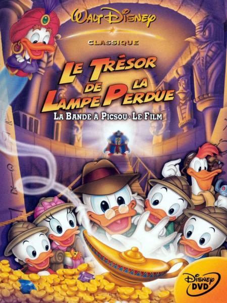 Cine974, La Bande à Picsou : le film - Le Trésor de la lampe perdue