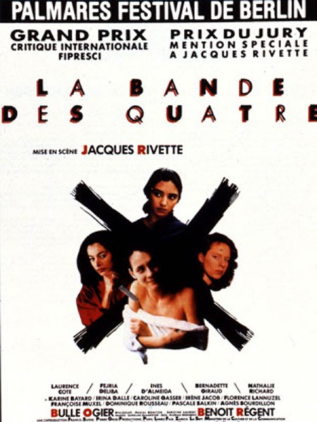 Cine974, La Bande des quatre