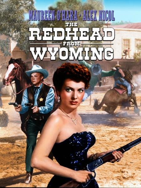 Cine974, La Belle rousse du Wyoming