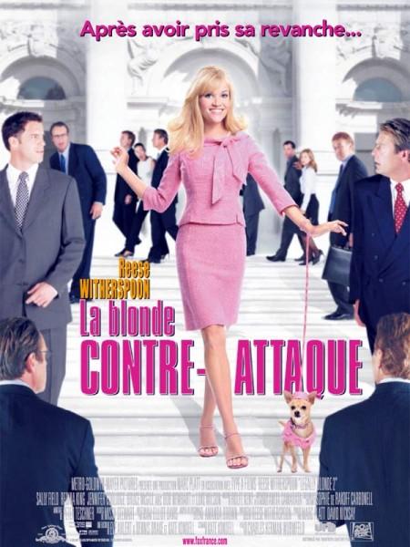 Cine974, La Blonde contre-attaque