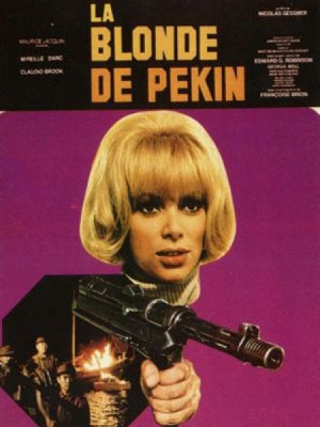 Cine974, La Blonde de Pékin