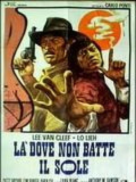 Cine974, La Brute, le colt et le karaté