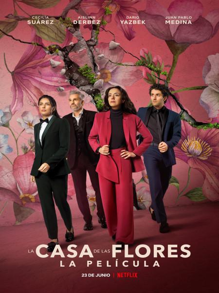 Cine974, La casa de las flores : Le film