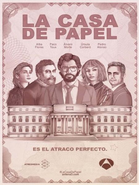 Cine974, La Casa de Papel