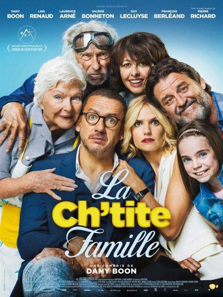 Cine974, La Ch'tite famille