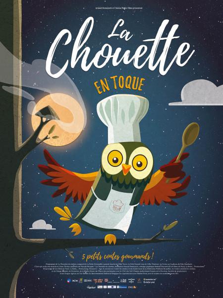 Cine974, La Chouette en toque