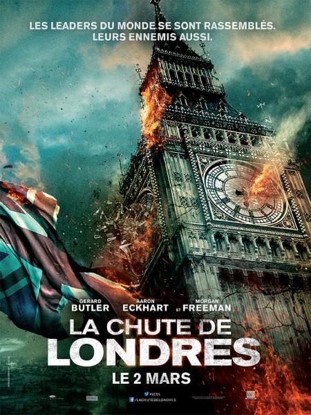 Cine974, La Chute de Londres