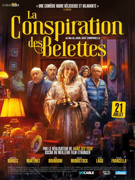 Cine974, La Conspiration des belettes