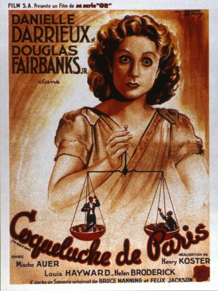 Cine974, La Coqueluche de Paris